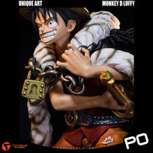 Load image into Gallery viewer, Unique Art Studio - Monkey D Luffy