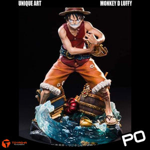 Unique Art Studio - Monkey D Luffy