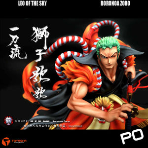 Leo of Sky - Roronoa Zoro ( Two Versions )