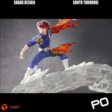 Load image into Gallery viewer, Shark Design Studio - Todoroki Shoto