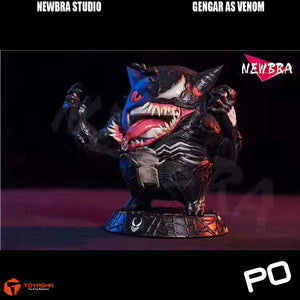 Newbra Studio - Gengar as Venom