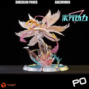 Dimension Power - Angewomon