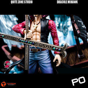 Quiet Zone - Dracule Mihawk