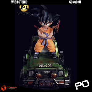 Wish Studio - Son Goku