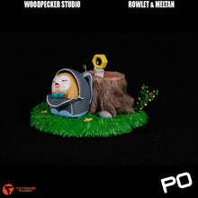 Load image into Gallery viewer, Woodpecker Studio - Rowlet & Meltan