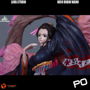 Lava Studio - Nico Robin ( Two Versions )