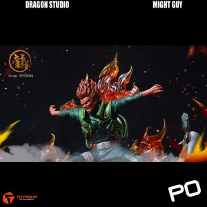 Dragon Studio - Might Guy ( Two Versions )