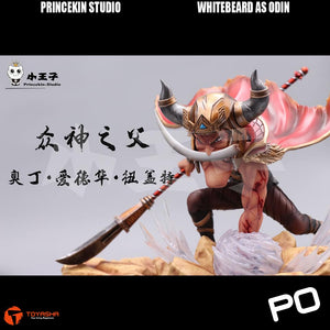Princekin Studio - Whitebeard as Odin