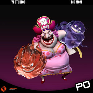 YZ Studio - Big Mom