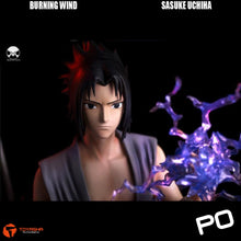 Load image into Gallery viewer, Burning Wind Studio - Uchiha Sasuke ( Two Sizes & Two Colors )