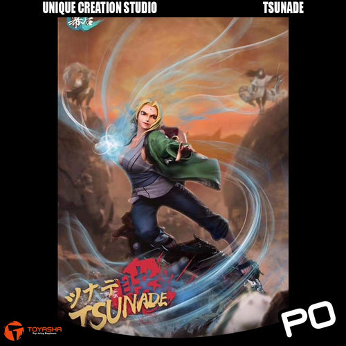 Unique Creation x MH Studio - Tsunade