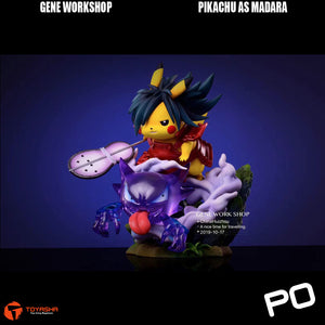 Gene Work Shop - Pikachu Cosplay ( 4 Versions )
