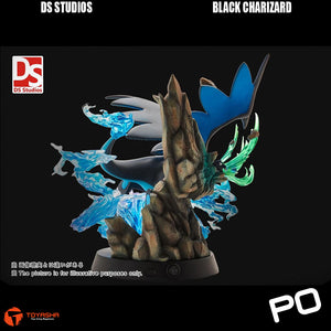 DS Studio - Mega Charizard
