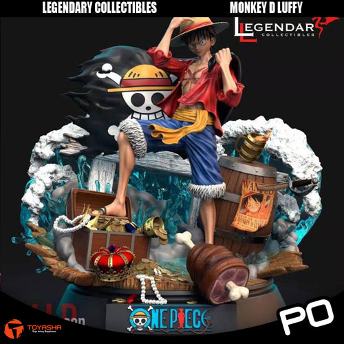 Legendary Collectibles - Monkey D Luffy