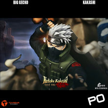 Load image into Gallery viewer, Big Gecko - Kakashi