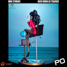 Load image into Gallery viewer, Mini Studio - Nico Robin as Teacher (Red / Blue Version)
