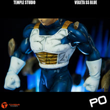 Load image into Gallery viewer, Temple Studio - Vegeta SS Blue