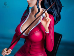 Mini Studio - Nico Robin as Teacher (Red / Blue Version)