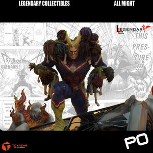 Legendary Collectibles Studio - All Might