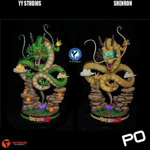 YY Studio - Shenlong (Gold/Green Version)