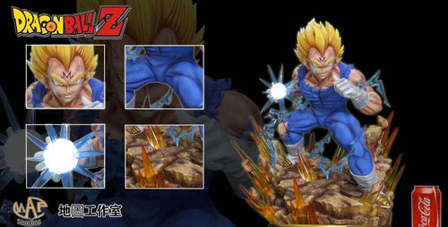 MAP Studio - Vegeta