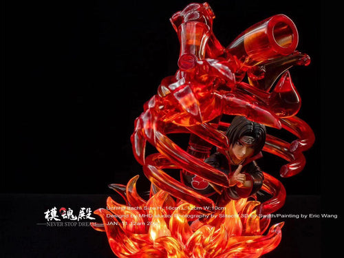 Never Stop Dream Studio - WCF Susanoo Itachi