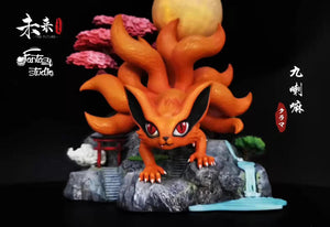 Future Studio & Fantasy Studio - Kurama Nine Tails (Blood Moon/Transparent Moon)