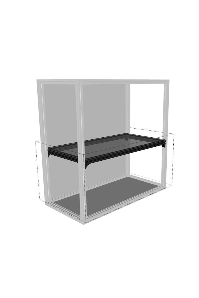 ModuCase - Full Shelf for DF Version Display Cube