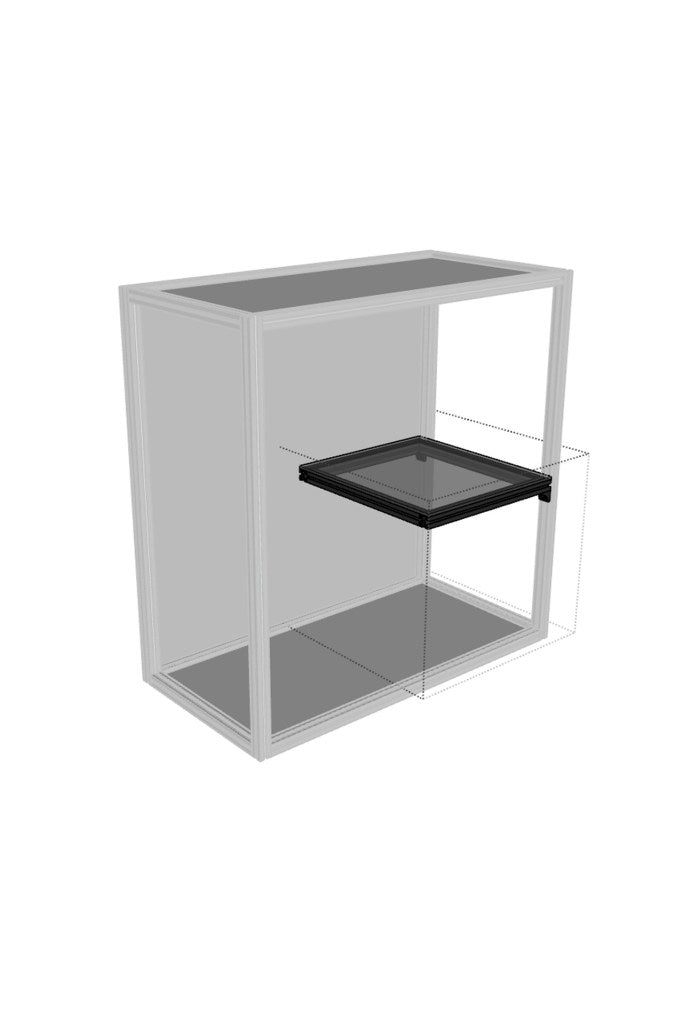 ModuCase - Half Shelf for DF Version Display Cube
