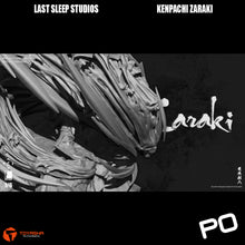 Load image into Gallery viewer, Last Sleep Studio - Kenpachi Zaraki