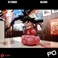 Load image into Gallery viewer, DT Studio - Son Goku (Pink Version) on Pink Cloud