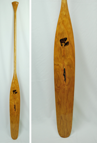Cherry Epoxy Paddle