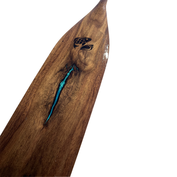 Walnut Epoxy Paddle