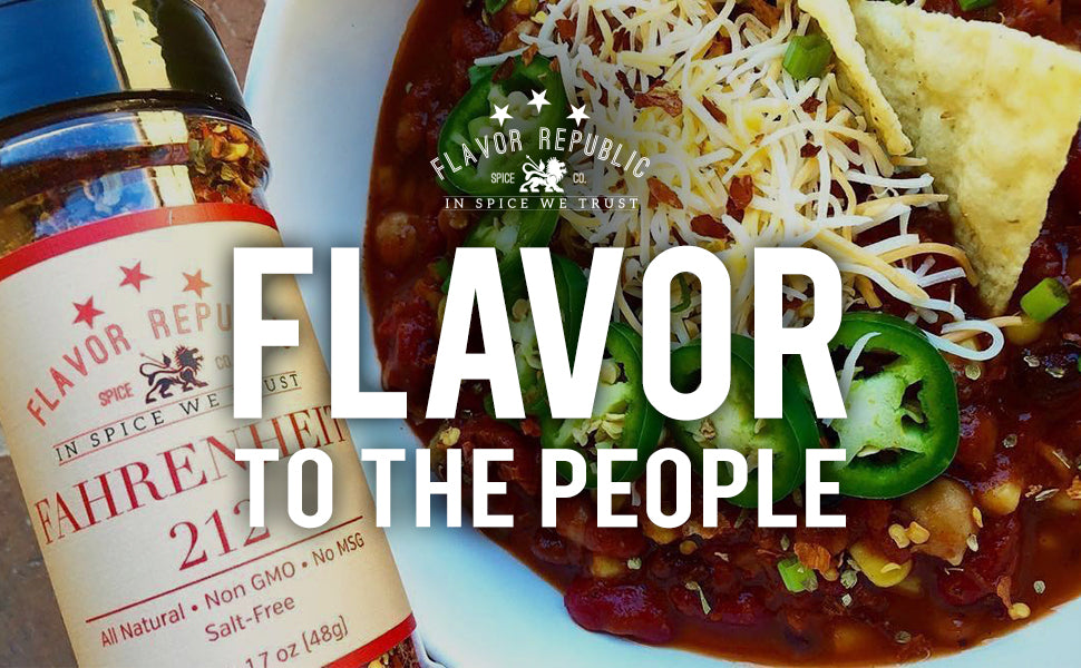Flavor to the People