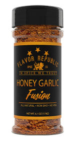 Honey Garlic Fusion