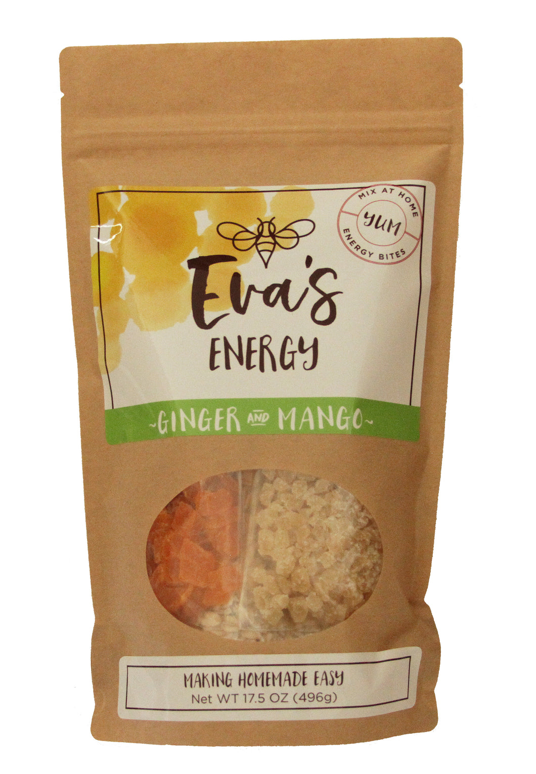 Ginger & Mango Energy Bite Kit