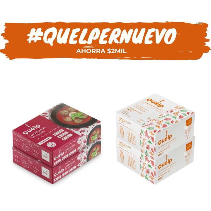 Pack #QuelperNuevo