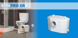 SANIPRO XR TRITURADOR/ BOMBEADOR ADAPTABLE