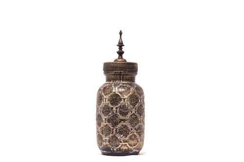 Mini Antique Cylinder Vase