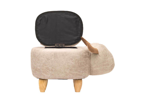 Backless Yak Stool