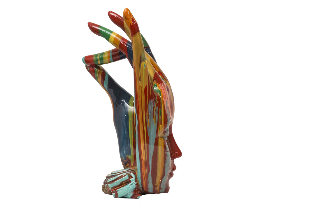 Multicolored Figurine