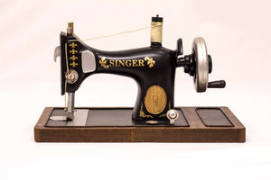 Vintage Sewing Machine - Showpiece