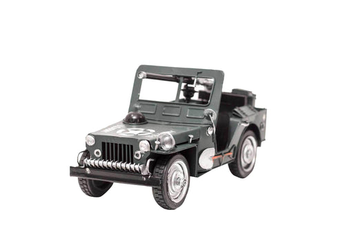 Retro Jeep Home Furnishing