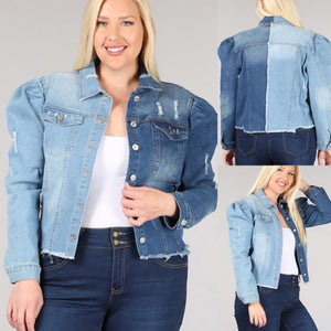 Two Faced Denim Jacket