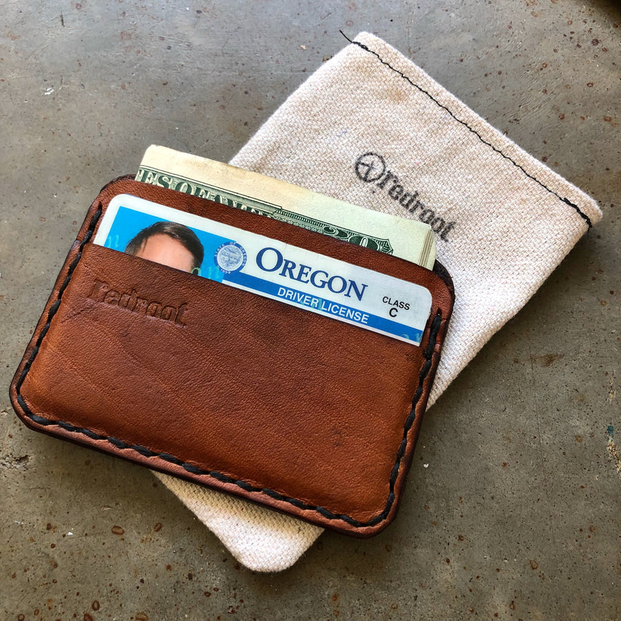Redroot Minimalist Wallet - Redroot Blades | Portland, Oregon