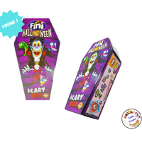 Scary box violet Fini - Candy Paradise