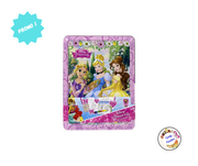 Set coloriage/stickers Princesses Disney - Candy Paradise