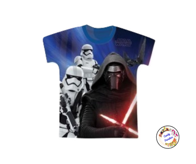 T-Shirt Star Wars - Candy Paradise