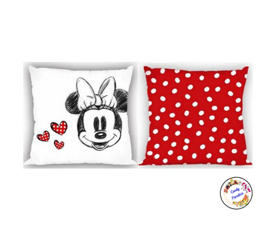 Coussin Minnie 2 - Candy Paradise