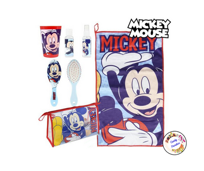 Ensemble de toilette Mickey - Candy Paradise